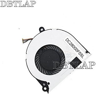 DBTLAP Laptop CPU Fan Compatible for Dell Latitude E7440 E7420 06PX9 Laptop Cooling Fan