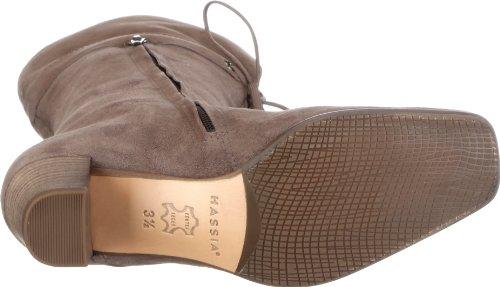 Hassia Boots Womens Milano Smoke H Grau Weite HwBfRH