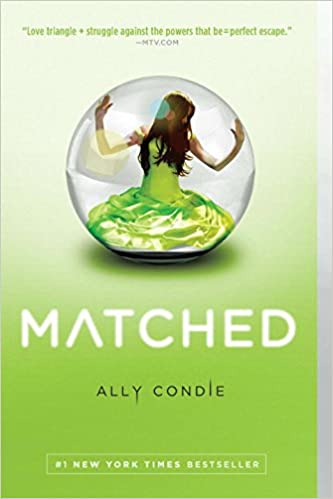 Image result for matched by ally condie