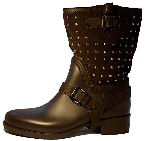3-W-Hohenlimburg Botas Clásicas Mujer marrón