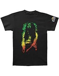 Men's Rasta Leaves T-Shirt