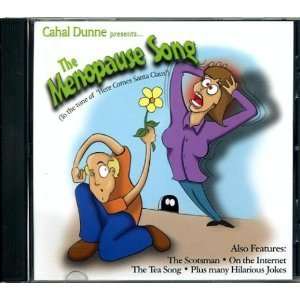 Menopause Song Cahal Dunne product image