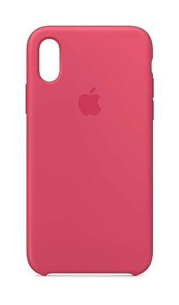 coque apple iphone xs hibiscus