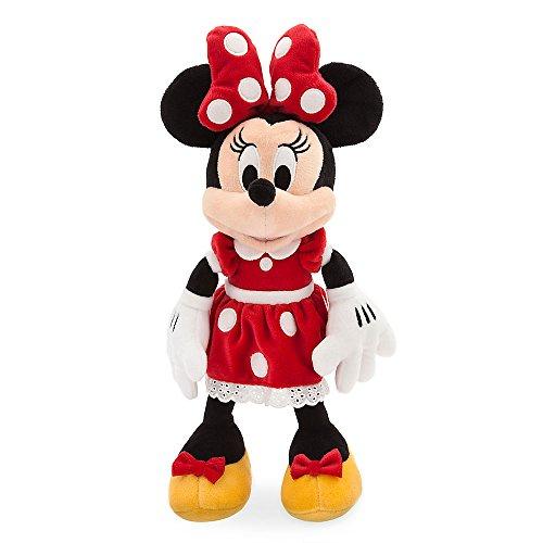 Disney Small Plush Minnie RED]()