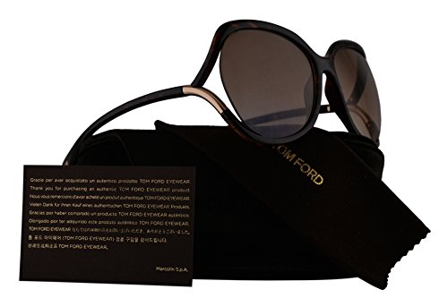Tom Ford FT0578 Anouk-02 Sunglasses Dark Havana w/Brown Gradient Lens 52F TF578 - Sunglasses Ford Tom New Collection