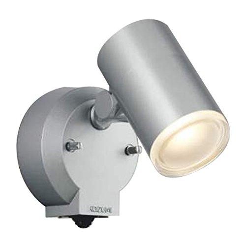 コイズミ照明 LEDアウトドアスポットマルチフラッシュタイプ(白熱球60W相当)電球色 AU38270L B00DS2WD8E 13105 シルバーメタリック シルバーメタリック