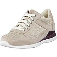 UGG Womens Avelyn Metallic Basket Sneakers
