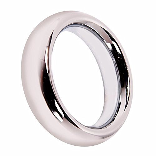 FANGMING Adult Games Penis Ring Ball Stretcher Stainless Steel Cock Ring Sex Product for Man by FANGMING