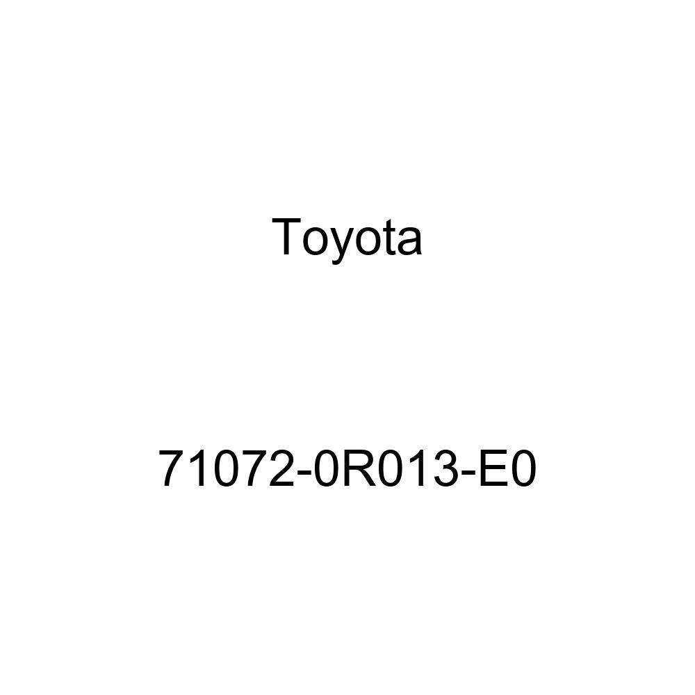 Toyota Genuine 71072-0R013-E0 Seat Cushion Cover