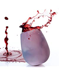 PickUp 2pcs/Set Portable Shatterproof Freezable Silicone Wine Glass Cup Party opportunity