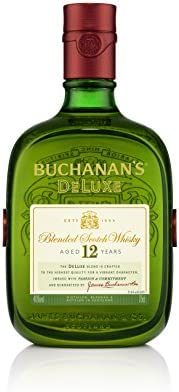 Whisky Buchanan's Deluxe Aged 12 Year