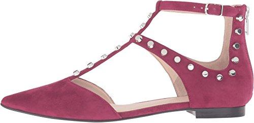 Scarpe Da Donna Di Marca Pesc Fisher Ltd Sava In Suede Rosa