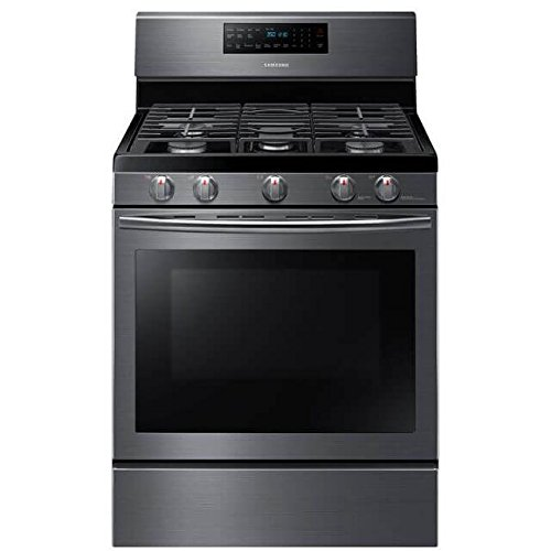 samsung 30 in gas range - 7