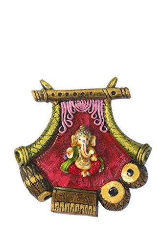 colored Ganpati musical instruments Elephant product image