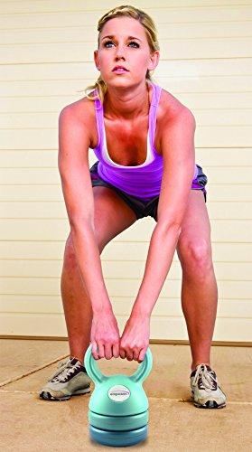 Empower Kettlebell Weight for Women, 5 8 12 lbs, Kettlebell Set