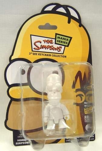 Figura llavero Homer Simpson surtido: Amazon.es: Hogar