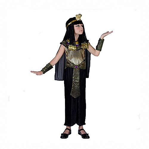 Ytwysj Cleopatra Costumes for Girls,Teenage Girls 2018 Halloween Cosplay Cleo Costume Fancy Party -