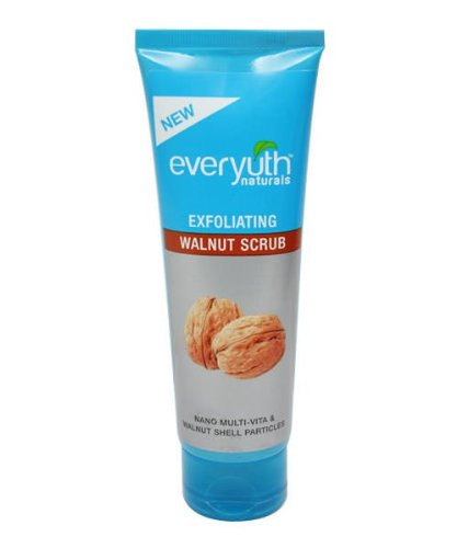 Everyuth Naturals Exfoliating Walnut Scrub, 200g