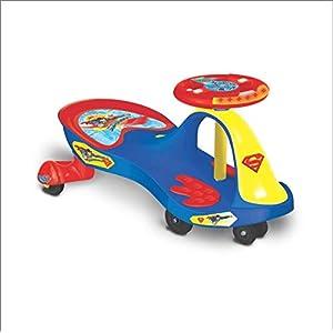 Superman Magic Car/ Swing Car...
