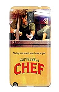 Kara J smith's Shop 1509553K72896864 High Quality Chef 2014 Poster Skin Case Cover Specially Designed For Galaxy - Note 3