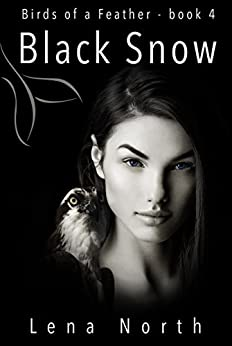 Black Snow (Birds of a Feather Book 4) by [North, Lena]