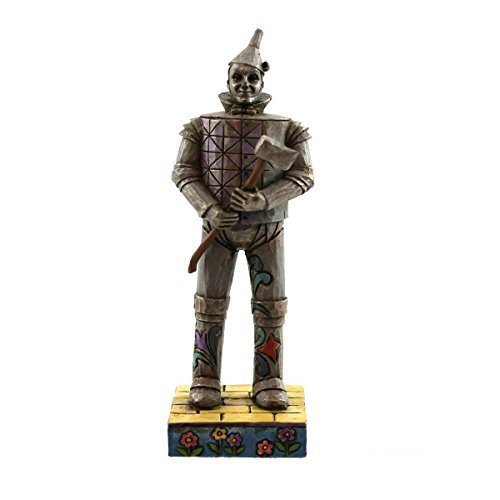 Jim Shore TIN MAN 4044760 Wizard Oz Heart by Heartwood Creek (Wizard Heart Oz Tin Man Of)