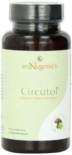EcoNugenics Circutol, 60 V-caps