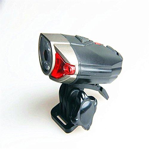 Meiyiu Practical Bicycle Front Light Helmet Waterproof Highlight Lamp USB