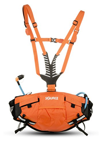 Source Outdoor Hipster 1.5L Hydration System, Orange
