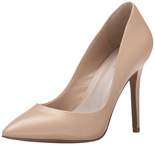 Charles By Charles David Women Pact Jurk Pump Nude Leather