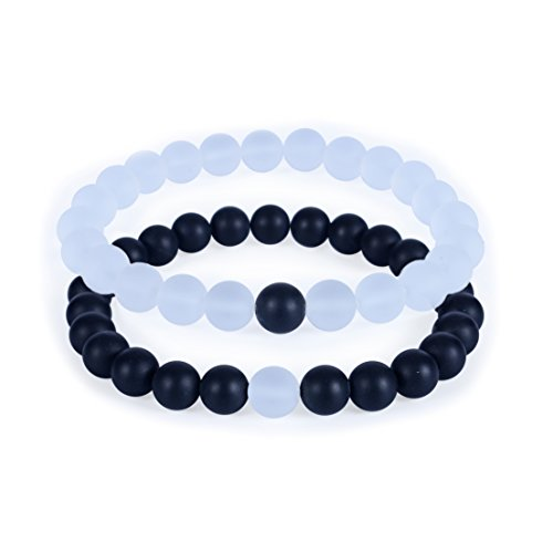 Cherry Tree Collection Couples Distance Bracelets | His