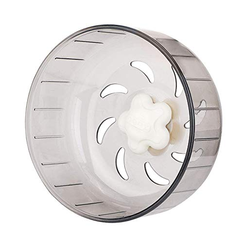 Goldeal 5.1 Inches Silent Hamster Wheel, Hamster