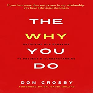 The Why You Do Audiobook