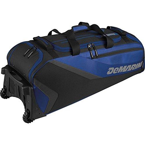 DeMarini Grind Wheeled Bag, - Softball Warehouse