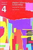img - for Higher Education Leadership: An Analysis of the Gender Gap (J-B ASHE Higher Education Report Series (AEHE)) by Luba Chliwniak (1996-06-25) book / textbook / text book