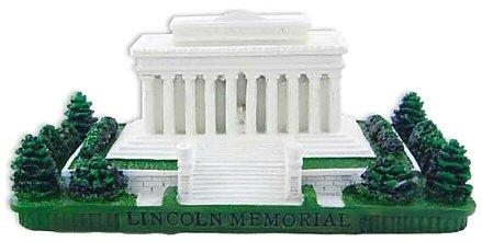 Washington DC Souvenir Paperweight - Lincoln Memorial , Washington DC Souvenirs, Washington D.C. Gifts