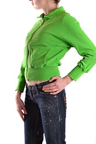 Dsquared2 Felpa Donna MCBI107038O Cotone Verde