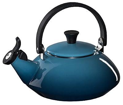 Le Creuset Enamel-on-Steel Zen 1-2/3 Quart Teakettle