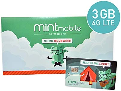 Mint Mobile Wireless Unlimited 3 Months product image