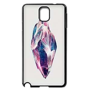 Doah the Self is Like a Diamond Samsung Galaxy Note 3 Case, [Black]