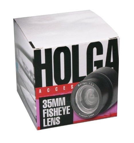 Holga Plastic Fisheye Lens for 35mm Cameras