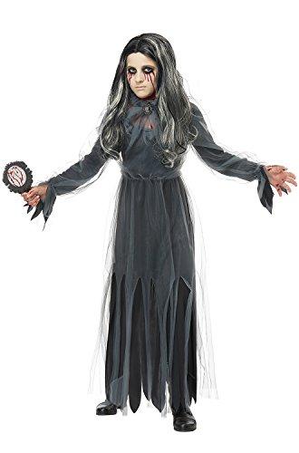 Mary Halloween Costume (Bloody Mary Girls Costume Medium)