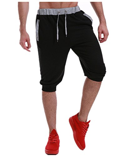 MODCHOK Outdoor Trousers Drawstring Sweatpants