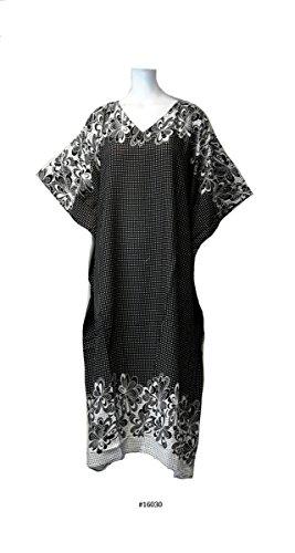 Fionalissa - Vestido - Sin mangas - para mujer Negro negro
