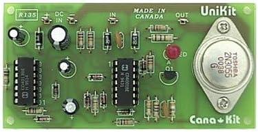 CK135 Car Burglar Alarm Kit