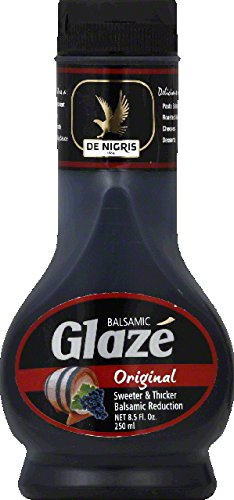 De Nigris Original Balsamic Glaze, 8.5 Ounce (Pack of 6)