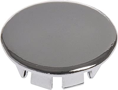 The Hillman Group 59105 Diverter Metal Index Cap 1/2-Inch Hole, 5-Pack