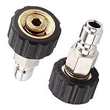 M22 14mm Swivel X 3/8in Plug Pressure Washer