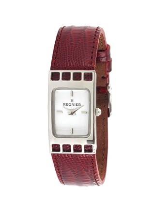 Regnier Damen-Armbanduhr Cadrage Analog Quarz 2070232
