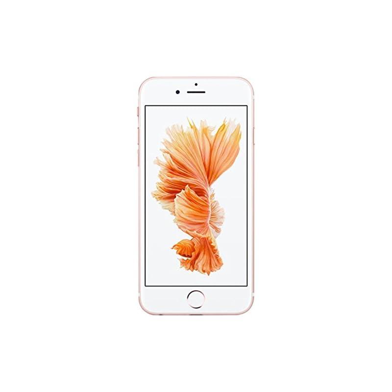 Apple iPhone 6S 64 GB Unlocked, Rose Gol